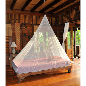 Cocoon Travel Mosquito Net Single white